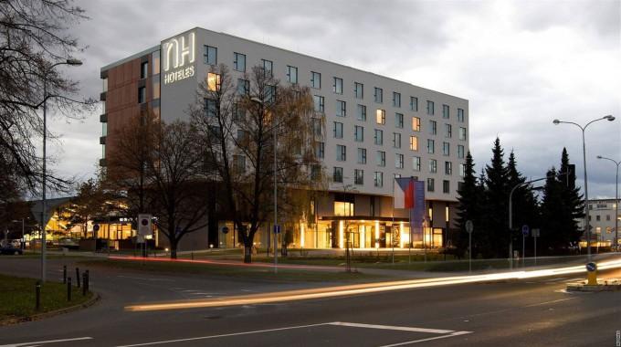Luxusní hotel NH Hotel, Olomouc ****