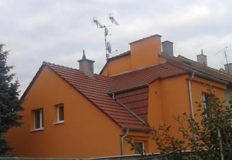 Rodinný dům Vrahovice